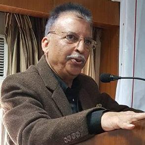 Prof. S. C. Vaidya